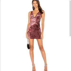 Free People Viper Velvet Dress